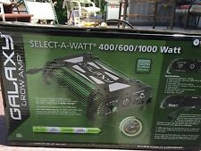 Galaxy Grow Amp Digital Ballast 1000w - 400/600/1000/Turbo Charge 120/240v watt