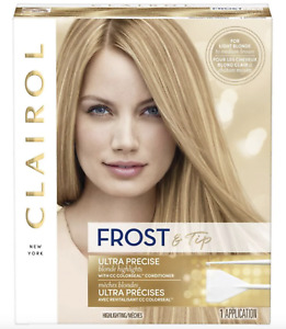 Clairol Frost & Tip Ultra Precise Blonde Highlights w/ CC Colorseal Conditioner