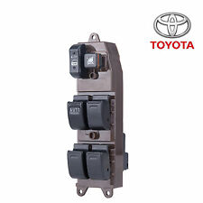 Window Master Control Switch for Toyota Corolla Matrix 2003-08 1.8L OEM Quality