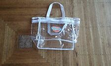 OFFICIAL 2014 AT&T COTTON BOWL CLEAR TOTE BAG STADIUM FREE SHIPPING!