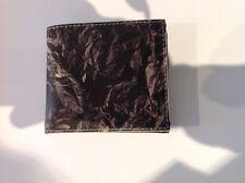 Paul Smith portafoglio, billfold/coin crumbled paper