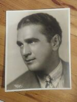 Autograph SIGNED Photo HENRY KING Big Band Leader 1930s Pianist