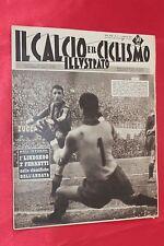 Rivista Sportiva IL CALCIO e il CICLISMO ILLUSTRATO Anno 1961 N°5 FIRMANI