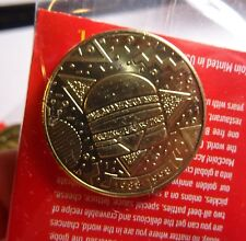 1988-1998 McDonalds coin, 50 Years Of Big Mac Token MacCoin, Sealed