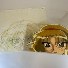 Magic Knight Rayearth Fuu Hououji Clamp Original production cel Japan Animation3