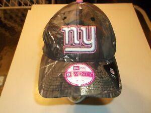 New York Giants NFL New Era 920 Women's adjustable hat