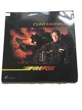 Firefox - Clint Eastwood Laserdisc Wide Screen 1995