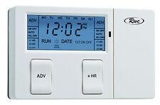 RW1 programador de calefacción electrónica de un solo canal