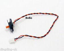 Heng Long 1/16 RC TANK FUMARE unità Switch con cavo rx18 Regno Unito