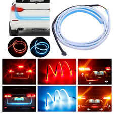 LED Car AUTO Rear Trunk Tailgate Turn Signal Lamp Tail Brake Stop Light Strip