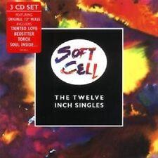 "SOFT CELL ""THE 12"" SINGLES"" 3 CD BOX NEUWARE"