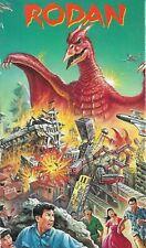 Rodan Flying Monster [Dvd] Manufactured On Demand Region 1 Godzilla Ships Fast!
