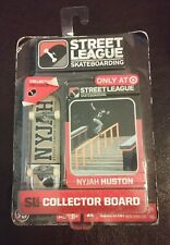 New Street League Skateboarding Nyjah Huston Collector Baord Target Exclusive