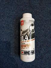 1Liter Ipone 4T 10.4 Motorradöl Motorrad Öl 10w40 teilsyntetisch 1Liter=12,90€
