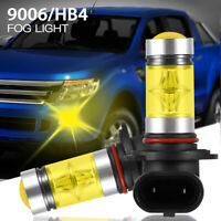 2x 9006 HB4 LED Fog Driving Light Bulb Kit For Toyota Avalon With HID 2008-2005