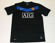 2009 Manchester United Away Nike Small Jersey