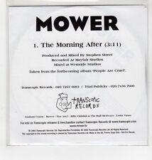 (GI853) Mower, The Morning After - 2003 DJ CD