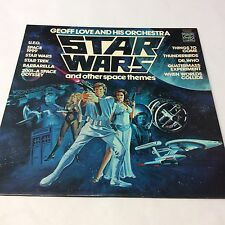 Geoff Love And His Orchestra – Star Wars And Other Space Themes NM/NM CFP50355