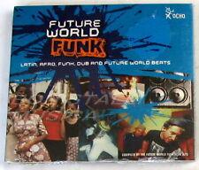 VARIOUS ARTISTS - FUTURE WORLD FUNK - CD Sigillato Latin Afro Funk