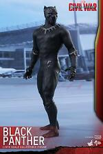 Hot Toys 1/6 MMS363 Marvel Captain America Civil War Black Panther T'challa