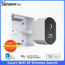 Sonoff D1 Smart Home Interruptor Regulador Wifi Mini Módulo Luz LED de ajuste ewelink