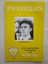 REVUE PIONNIERS AERONAUTIQUE N° 60 ORVILLE WILBUR WRIGHT FLYER KITTY HAWK