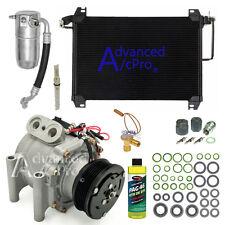New AC A/C Compressor Kit Fits: 2003 - 2009 GMC Envoy / XL / XUV L6 4.2L ONLY