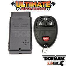 Key Fob Keyless Entry Remote (4 Button Remote Start) for 11-13 Chevy Silverado