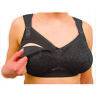GABRIALLA Soft Cup Cotton Nursing Bra (Featuring One-Hand Access): NSB-975