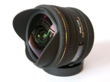 Sigma EX 10mm f/2.8 HSM EX DC Lens For Canon
