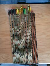 Lot Of 27 Easton Arrows, 2219, 1916 & 2315, 2317, 2419. and storage tube