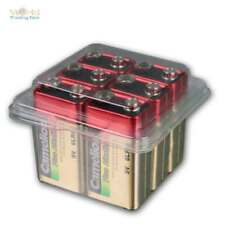 10 X Camelion Plus Alkaline 9v Block Batteries 6lr61 6lf22 9 Volt