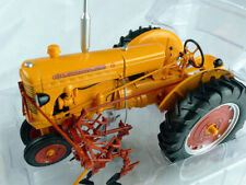 Minneapolis Moline U with plow Alloy Tractor models 1/16  $