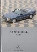 Mercedes-Benz: Faszination SL-R129 Bildband Geschichte-Technik-Modelle/Handbuch