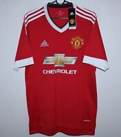 Manchester United England home shirt 15/16 #10 Adidas BNWT Size - M