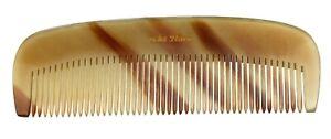 Peigne de Corne Pour Barbe à - Hans Kniebes Fabriqué en Allemagne - Vrai Buffle