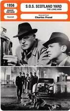 FICHE CINEMA : SOS SCOTLAND YARD - Hawkins,Stratton,Frend 1956 The Long Arm
