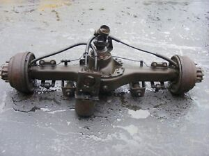 DAF 45 FA (NOT LF) REAR AXLE FROM 1992 YEAR TRUCK