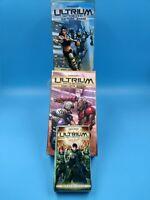 lot jeu de societe carte plateau ultrium sphere complet VF 1er edition 3 boites