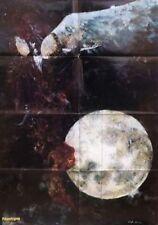FIVE STAR STORIES NOBUTERU YUKI JAPAN POSTER B2 ANIME 1989 NEWTYPE MECHA ALBATOR
