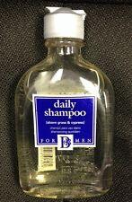 Back To Basics BtB For Men Daily Shampoo Shave Grass & Cypress 8.5oz