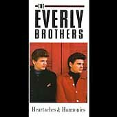 Heartaches & Harmonies [Box Set] [Box] by The Everly Brothers (CD, Oct-1994, 4 D
