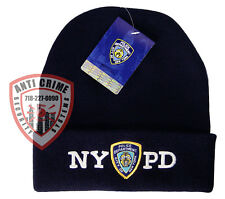 NYPD NY POLICE/CLOTHING/APPARE/GEAR/KNIT SKI HAT CAP