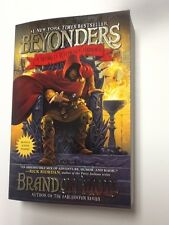 BRAND NEW SIGNED  Brandon Mull   Beyonders  A World Without Heroes + Bonus Scene
