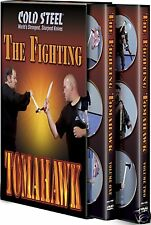 Cold Steel The Fighting Tomahawk Training DVD VDFT NEW