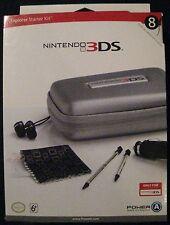 Nintendo 3DS Explorer Starter Kit 8 Items Included 2011