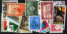UNITED NATIONS STAMP COLLECTION 450 DIFFERENT TOP QUALITY
