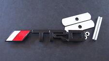 TRD negro parrilla insignia Supra Turbo JDM Starlet Yaris IS200