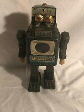 ALPS JAPAN TELEVISION SPACE MAN TIN TV ROBOT