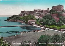 # CAPODIMONTE: SPIAGGIA E SCORCIO PANORAMICO    1971